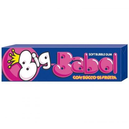 Big Babol Soft Bubble Gum