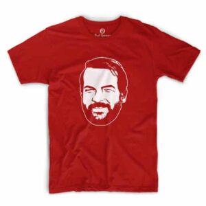 Buddy - T-Shirt (rot) - Bud Spencer®