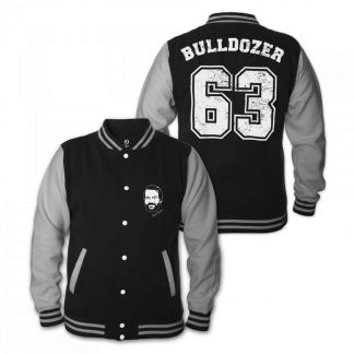 Bulldozer 63 - College Jacke (schwarz) - Bud Spencer