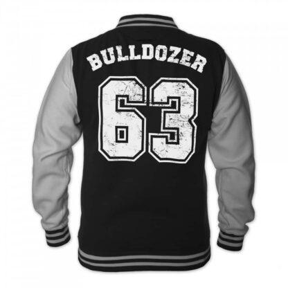 Bulldozer 63 - College Jacke (schwarz) - Bud Spencer