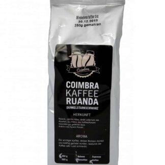 Coimbra Kaffee Ruanda - 250g ganze Bohnen