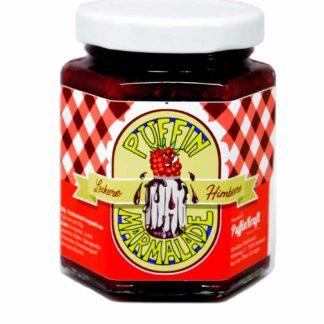 Puffin Marmelade Himbeer-Fruchtaufstrich