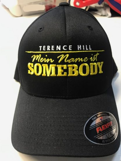 Mein Name ist Somebody Cap
