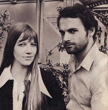 Terence Hill mit Frau Lori Hill