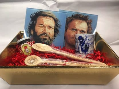 Bud Spencer & Terence Hill Geschenkkorb