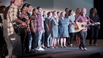 Die Masse macht's: der größte Bud Spenzer Heart Chor aller Zeiten