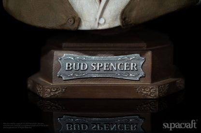 Bud Spencer Büste supacraft 20 cm