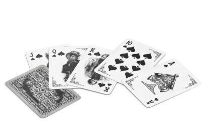 Bud Spencer & Terence Hill Poker Spielkarten Western