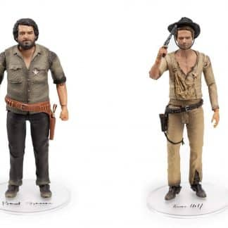 Bud Spencer & Terence Hill Actionfiguren Set