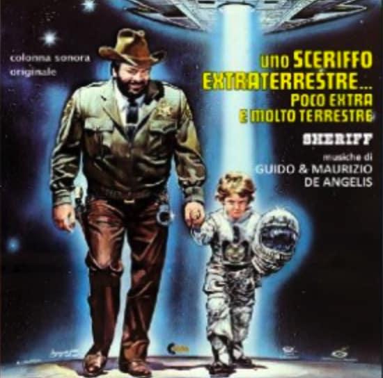 Der Große mit seinem außerirdischen Kleinen-cd-lp