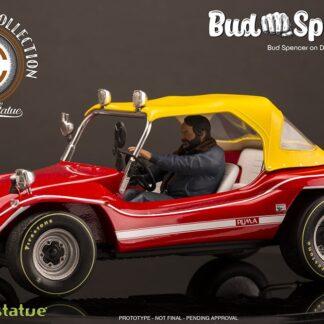 Dune Buggy Modell mit Bud Spencer von Infinite Statue 1:18