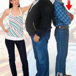 Bud Spencer & Terence Hill 1:1 Pappaufsteller CUTOUT