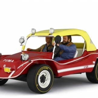 Bud Spencer Terence Hill & Puma Dune Buggy 1972 1:18