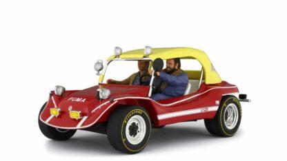 Laudoracing Bud Spencer Terence Hill & Puma Dune Buggy 1972 1:18