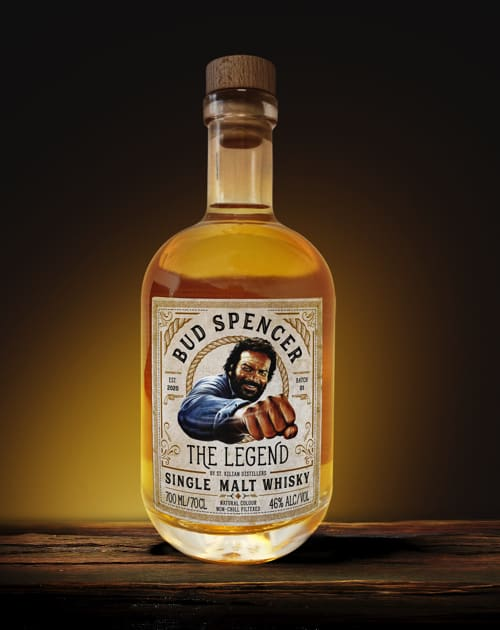 Bud Spencer Whisky