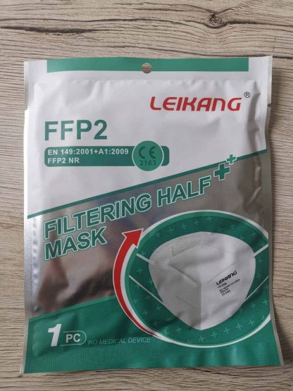 LEIKANG Atemschutzmaske FFP2