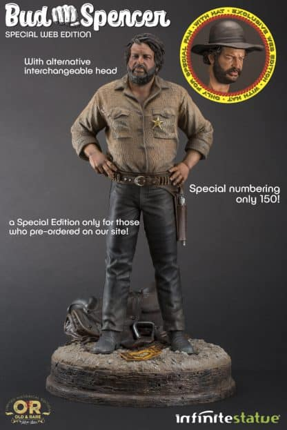 Bud Spencer Statue Web Edition