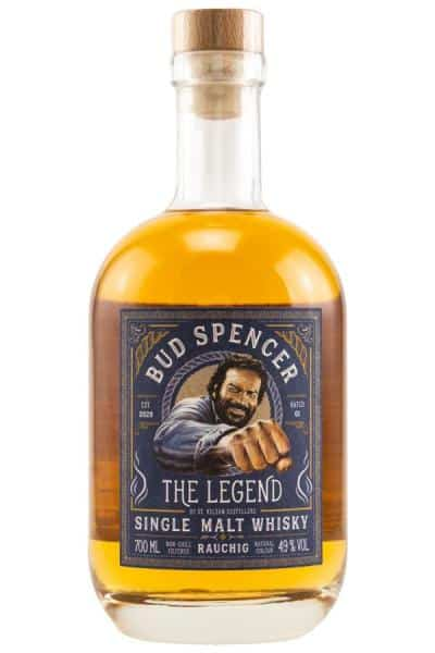 St. Kilian Bud Spencer Whisky 'The Legend' Rauchig