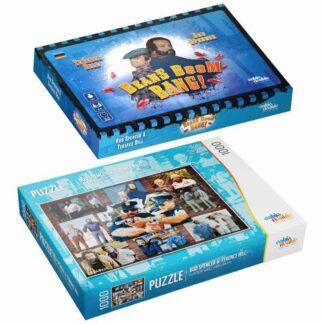 Bud Spencer & Terence Hill Spiel Puzzle Bundle