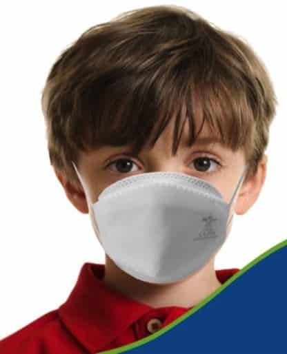 Sky Screen FFP2 Maske für Kinder