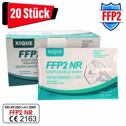 XIQUE FFP2 Atemschutzmaske